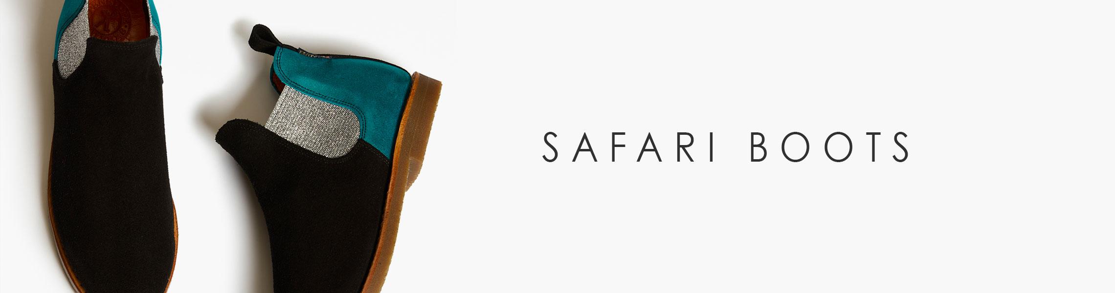 SAFARI BOOTS