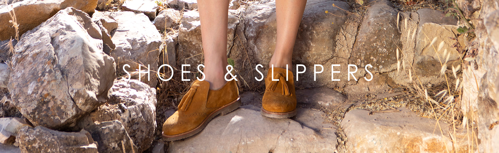 SHOES & SLIPPERS